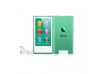 Apple - iPod nano 16GB - Green 0