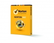 Symantec - Antivírus Norton 360 MD 2.0 Port. (1 utiliz.-5PC)