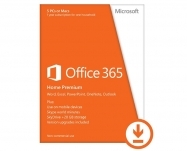 Microsoft - Office 365 Home (1 ano)