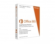 Microsoft - Office 365 Small Business Premium Port. (1 ano)
