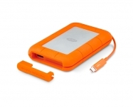 LaCie - Disco Rugged v2 Thunderbolt/USB3 4TB