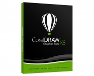 Corel - CorelDRAW Graphics Suite X8 Upgrade Win Ing
