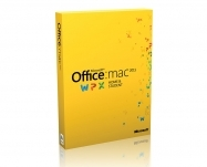 Microsoft - Office Mac Home Student 2011 Inglês