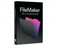 FileMaker - FileMaker Pro 13 Advanced Mac/Win Upgrade