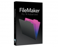 FileMaker - FileMaker Pro 14 Advanced Inglês Upgrade