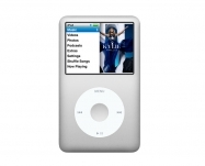 Apple - iPod classic 160GB - Silver