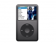 Apple - iPod classic 160GB - Black