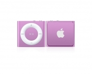 Apple - iPod shuffle 2GB - Purple