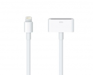 Apple - Adaptador Lightning para 30 pinos (0.2m)
