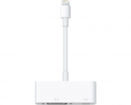 Apple - Adaptador Lightning para VGA