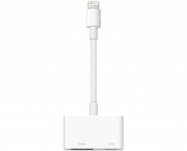 Apple - Adaptador Lightning para AV Digital