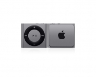 Apple - iPod shuffle 2GB - Space Gray