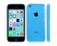 Apple - iPhone 5C 8GB Azul (desbloqueado)