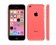 Apple - iPhone 5C 8GB Rosa (desbloqueado)