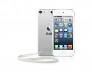 Apple - iPod touch 16GB - White & Silver