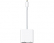 Apple - Adaptador de câmara Lightning para USB3