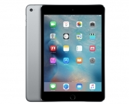 Apple - iPad mini 4 Wi-Fi Cell - 128GB Cinzento Sideral