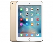 Apple - iPad mini 4 Wi-Fi Cell - 128GB Dourado