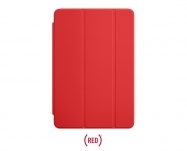 Apple - iPad mini 4 Smart Cover - Vermelho