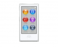 Apple - iPod nano 16GB - Silver