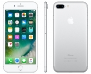 Apple - iPhone 7 Plus 128GB Prateado (desbloqueado)