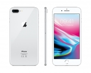 Apple - iPhone 8 Plus 256GB Prateado (desbloqueado)