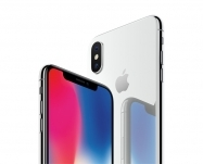 Apple - iPhone X 64GB Prateado (desbloqueado)