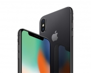 Apple - iPhone X 256GB Cinzento Sideral (desbloqueado)
