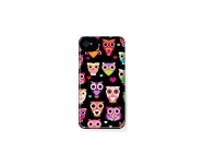 Griffin - Wise Eyes iPhone 5/5S (black/multi)