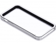 Just Mobile - AluFrame iPhone 5/5S (silver)