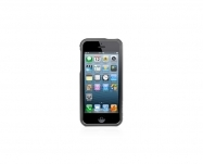 Macally - Frame Aluminum iPhone 5/5S (black)