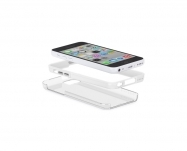 Case-Mate - Naked Tough Case iPhone 5C (clear/white)