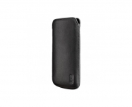 Artwizz - Leather Pouch iPhone 5/5S/SE (black)