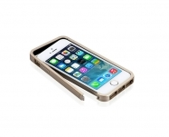 Just Mobile - AluFrame iPhone 5/5S/SE (gold)