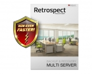 Retrospect - Retrospect Mac 12 (Open File Backup Add-on)