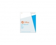 Microsoft - Office Home and Business 2013 32-bit/x64 Inglês