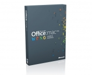 Microsoft - Office Mac Home Business 1Pack 2011 Inglês